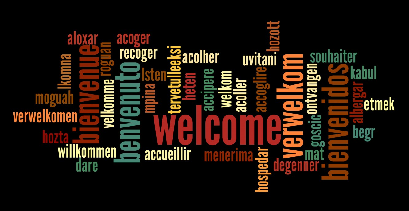 welcomewordcloud