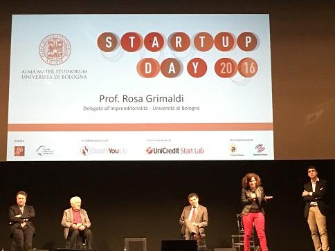 StartUpDay2016 - Università di Bologna